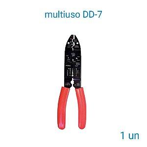 Alicate Para Eletricista Multiuso dd-7 Noll - 1 Unidade