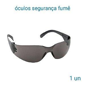 Óculos De Segurança Fumê Leopardo - 1 Unidade