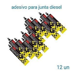 Adesivo Para Junta 73 Gr 3M - Unitário - 12 Unidades