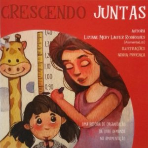 Livro Crescendo Juntas