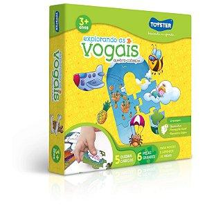 Explorando as Vogais