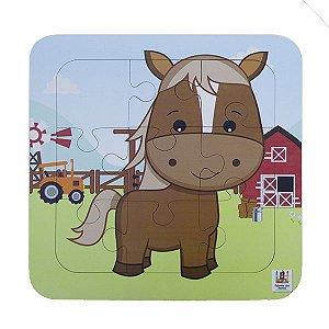 Quebra-cabeça Baby Cavalo