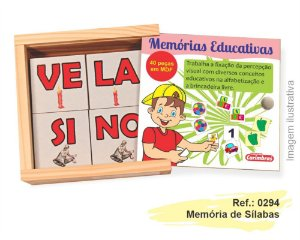 Memória de Sílabas
