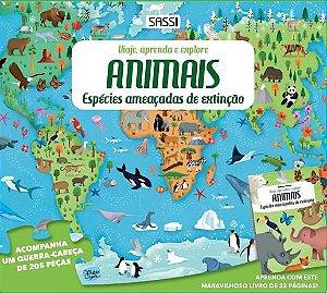 Animais: Espécies em Ameaçadas de Extinção - Viaje, conheça e Explore