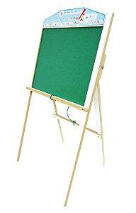Lousa Verde com cavalete