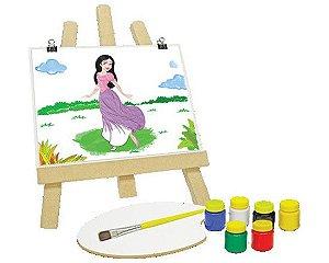 Kit de Pintura - Branca de Neve