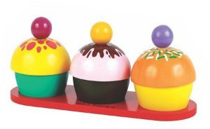 Cupcakes de Madeira