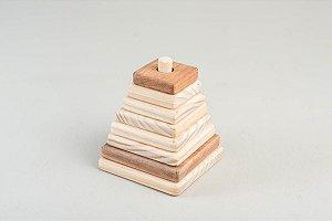Torre de Encaixe - Modelo Quadrado