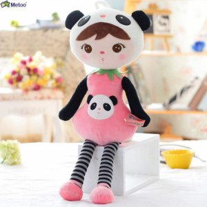 Boneca Metoo Jimbao Panda 65cm