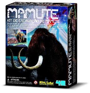 Kit de Escavação Mamute