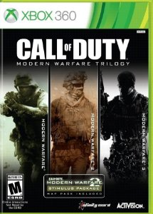 Call of Duty: Modern Warfare Trilogy [XBOX360]