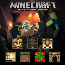 Minecraft Fan Favorites Pack  [PS4]