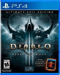 Diablo 3: Reaper of Souls Ultimate Evil Edition [PS4]