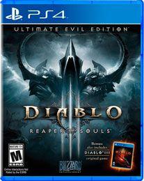 Diablo 3: Reaper of Souls Ultimate Evil Edition [PS4]