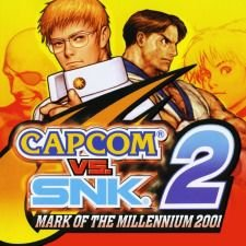 Capcom vs SNK 2: Mark of the Millennium 2001 [PS3]