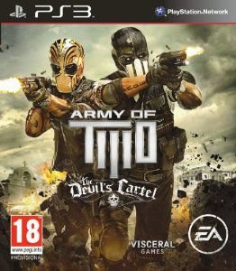 Army of Two: The Devil's Cartel  [PS3]