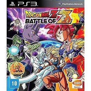 Dragon Ball Z: Battle of Z [PS3]