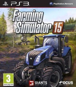 Farming Simulator 2015 [PS3]