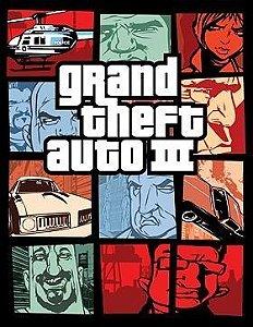 GTA 3 [PS3]