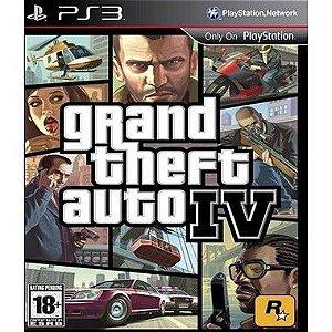 GTA 4 [PS3]