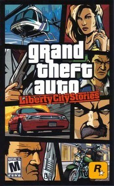 GTA Duplo Pack - Vice City Stories e Liberty City Stories  [PS3]