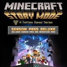 Minecraft Story Mode - Season Pass Deluxe  [PS3]