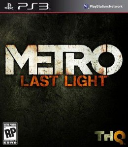Metro Last Light - Complete Edition [PS3]