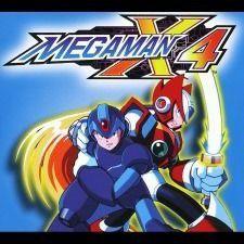 Mega Man X4 & X5 [PS3]