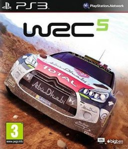 WRC 5 FIA World Rally Championship [PS3]