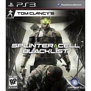 Tom Clancy's Splinter Cell Blacklist [PS3]