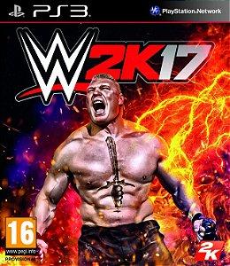 WWE 2K17 [PS3]