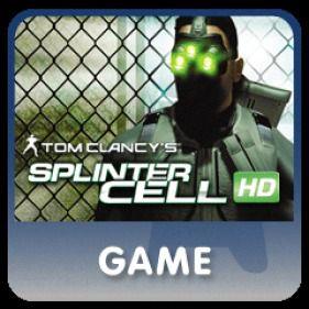 Tom Clancy's Splinter Cell HD  [PS3]