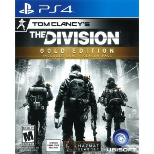 Tom Clancy's: The Division Gold Edition[PS4]