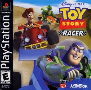 Disney Pixar Toy Story Racer [PS3]