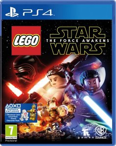 Lego Star Wars - The Force Awakens [PS4]
