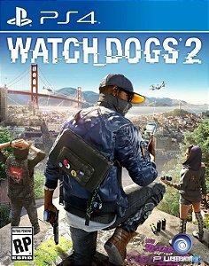 Watch Dogs 2  - PS4 [Mídia Física]