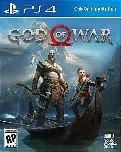 God of War - PS4 [Mídia Física]