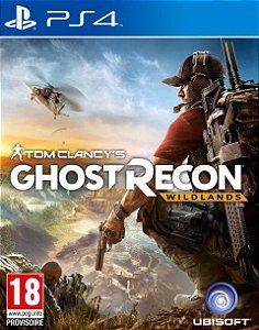 Tom Clancy`s Ghost Recon Wildlands - PS4 [Mídia Física]