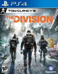 Tom Clancy`s The Division - PS4 [Mídia Física]