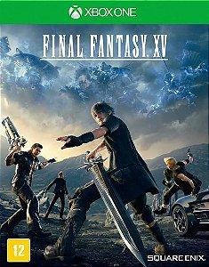Final Fantasy XV - Xbox One [Mídia Física]