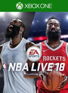 NBA LIVE 18 - Xbox One [Mídia Física]