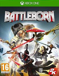 Battleborn - Xbox One [Mídia Física]