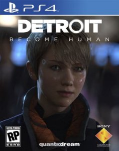 Detroit Become Human - PS4 [Mídia Física]