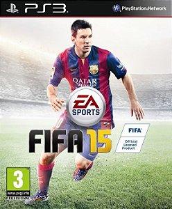 FIFA 15 PT-BR [PS3]