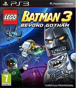 LEGO Batman 3: Além De Gotham [PS3]