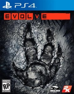 Evolve [PS4]