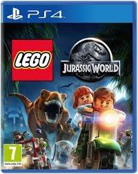 Lego Jurassic World: O Mundo dos Dinossauros [PS4]