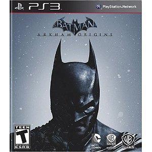 Batman: Arkham Origins [PS3]