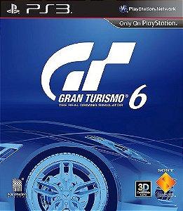Gran Turismo 6 [PS3]