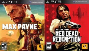 Max Payne 3 Complete Edition & Red Dead Redemption [PS3]